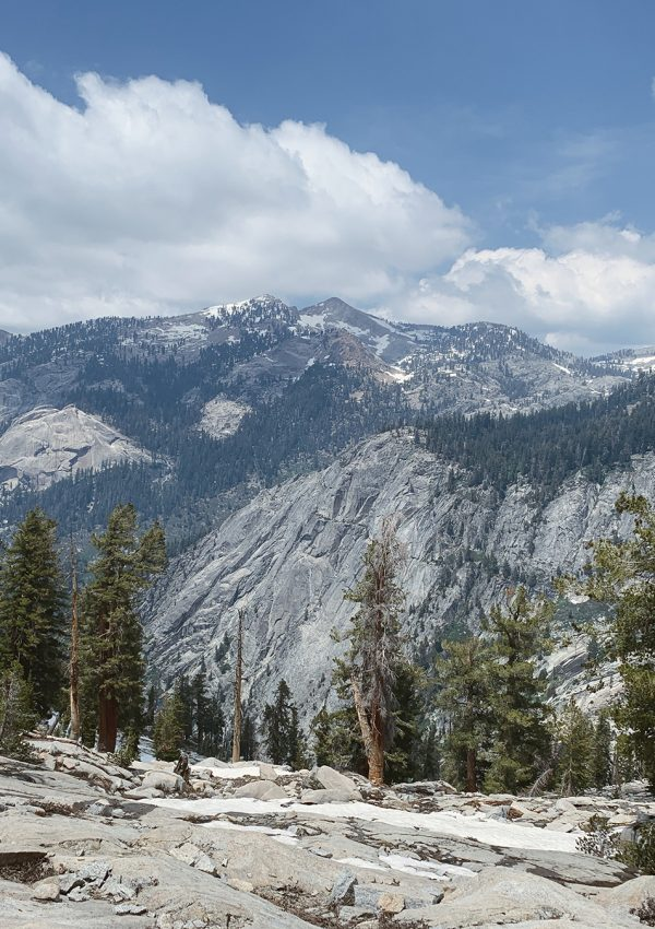Watchtower Trail to Heather Lake